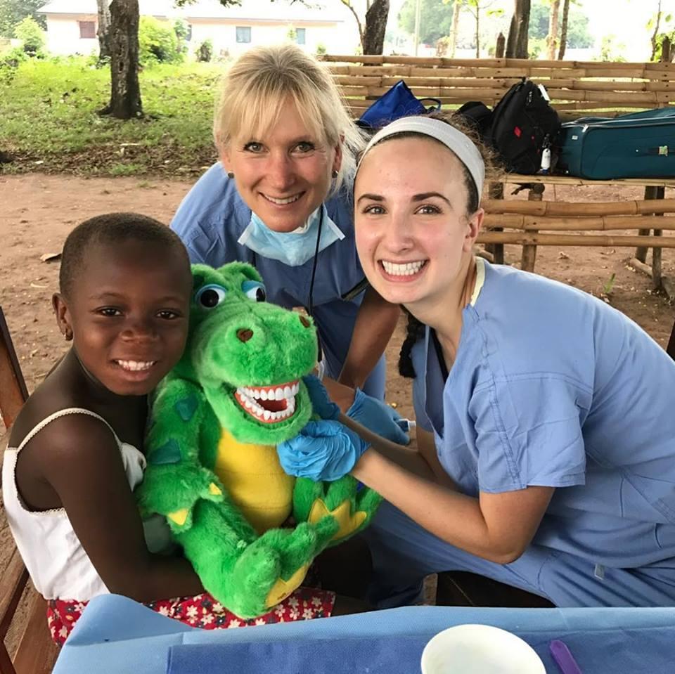 Ghana Dental Brigade